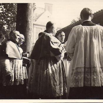 3 octobre 1953, Consecration de la Jadalnia