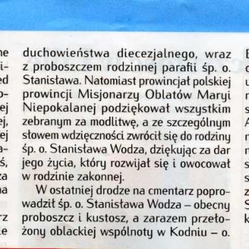 O. Stanislaw Wodz 2
