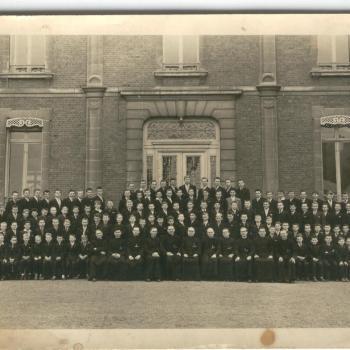 Année scolaire 1957-1958