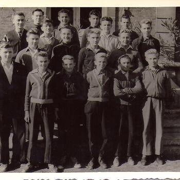 1952 Classe de 4°B