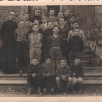 1957 - Classe de 5ème