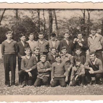 1959- Championnat départemental athlétisme à Lievin
