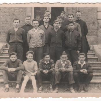 1959 - Classe de 3éme