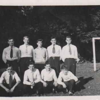1960 - Classe de Seconde
