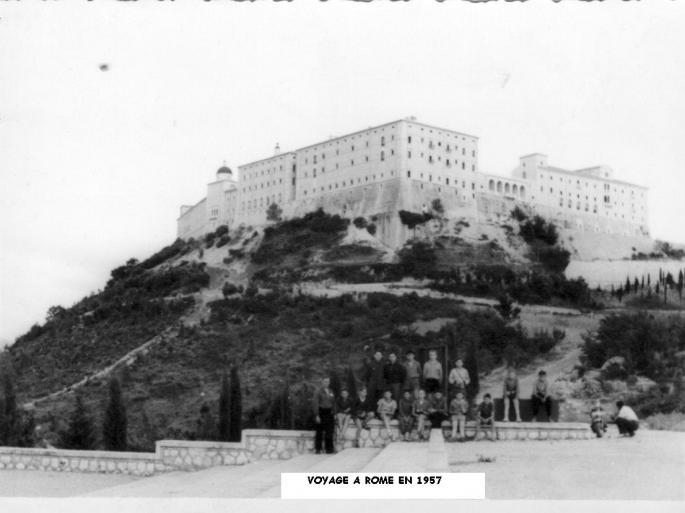 Monte Cassino Emouvant