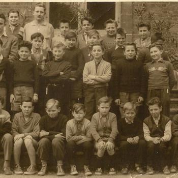 Classe de 6eme A 1956-57 (Photo Dominik Przenioslo)