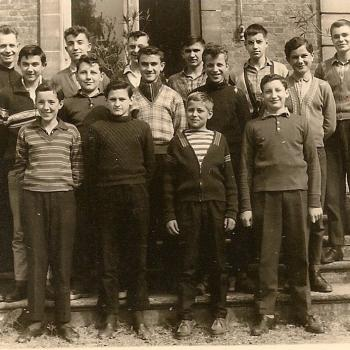Classe de 5ème B 1959-60 (Photo Dominik Przenioslo)
