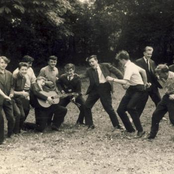 Fin 1962, classe de 3°, ça twiste dur! Chat Sauvages ou Beatles ?