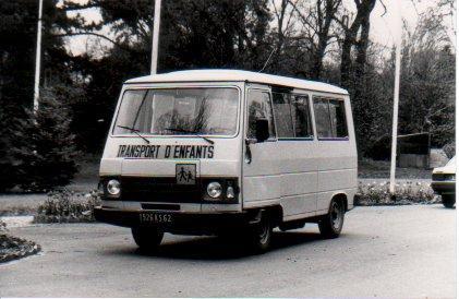 La camionnette n°3, (Photo Wachu )