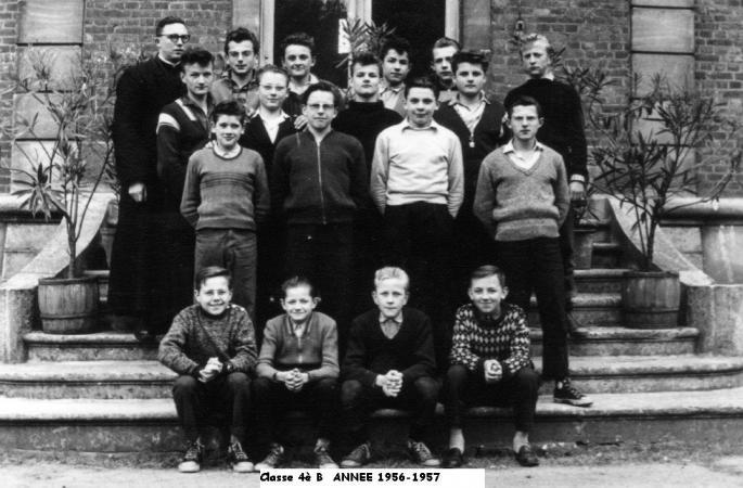 Classe 4° B (1956-57) J. Lesniak