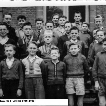 Classe 5° B (1955-56) J. Lesniak