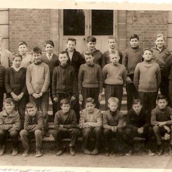 Classe 5b 1960-61