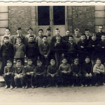 Classe 6°B- R.P. B Marciszewski- 1960-60-61 (Photo Claude Lukasiewicz)