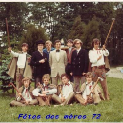 Fête des Mères 1972