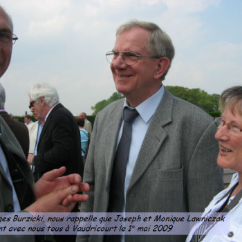 1° mai 2009 (Photo G. Burzicki)