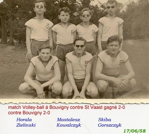 Volley Ball, photo Czeslaw Horala