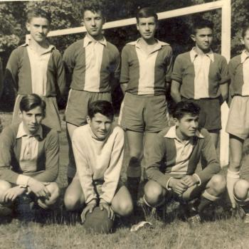 Equipe cadet représentative 1959 (Photo C. Lukasiewicz)