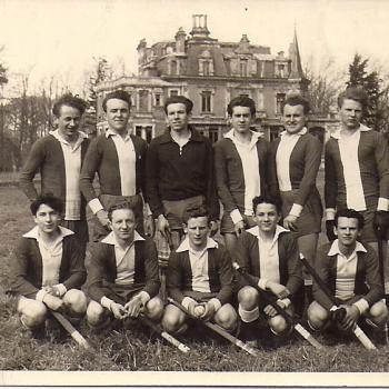 Equipe de hockey sur gazon 1955 2