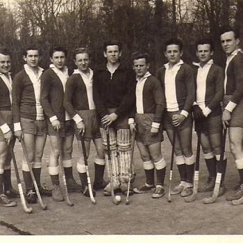 Equipe de hockey sur gazon 1955