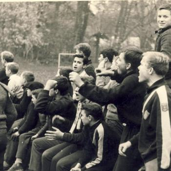 1963. Les supporters, Internat Saint Casimir Vaudricourt