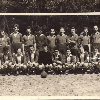 Match de foot contre les séminaristes de Velaines
