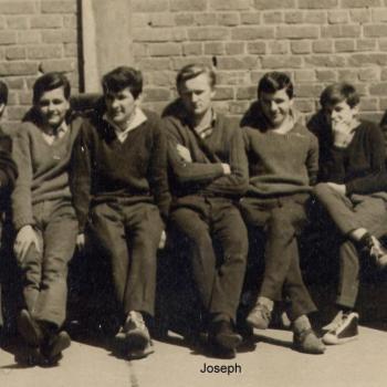 Les copains sur le banc