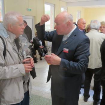 C'était le 1° mai 2014, à la réunion des Anciens de St Casimir