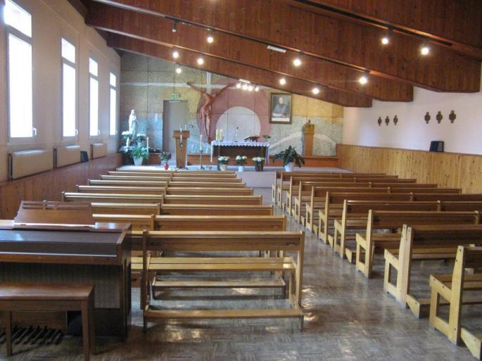Chapelle,2009 (Photo Georges Burzicki)