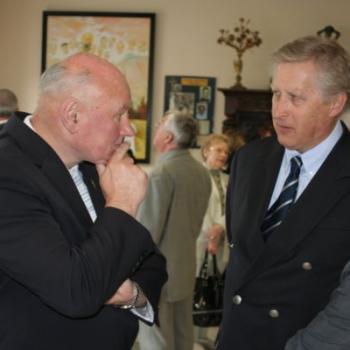 C'était en 2011, à la réunion des Anciens...