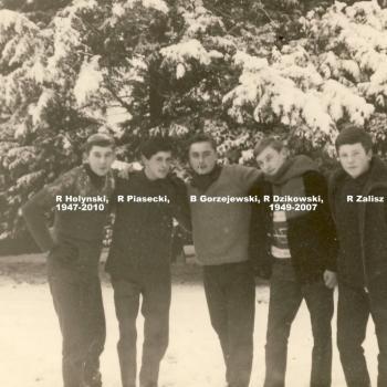 Les B4R janvier 1964