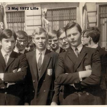LILLE 3 mai 1972 - Groupe