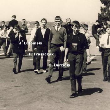 mai 1966 sur une des sept collines de Rome