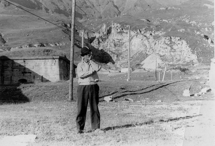 Mont St Denis 1967