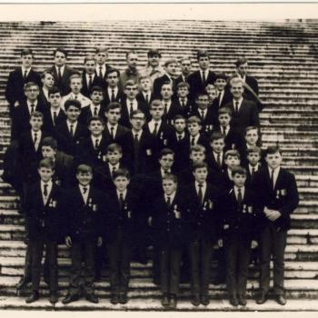 Monte Cassino, Chorale (photo C. Lukasiewicz)