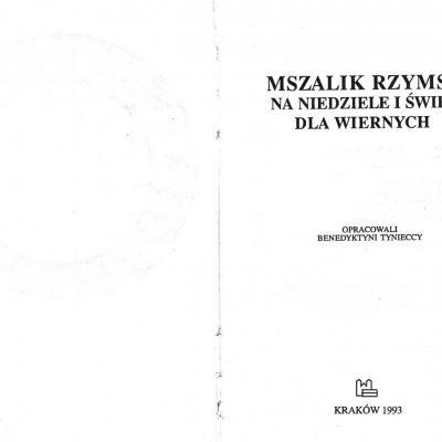 Mszal II