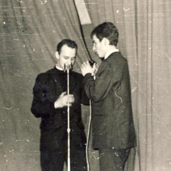 Notre Chanteur à Frais Marais, et M. Walesa, 1967 ( 3