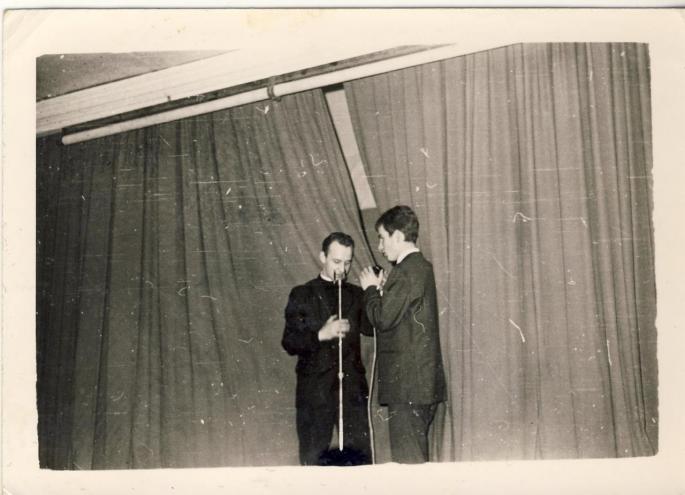 Notre Chanteur à Frais Marais, et M. Walesa, 1967