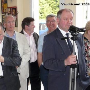 Vaudricourt 2009, avec Bobowski Raymond