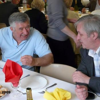 Vaudricourt 2009, avec Bobowski André