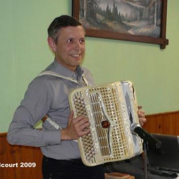 Richard Paluk Vaudricourt 2009