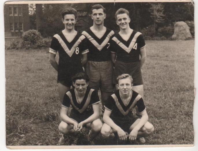 Velaines, le 23 mai 1954
