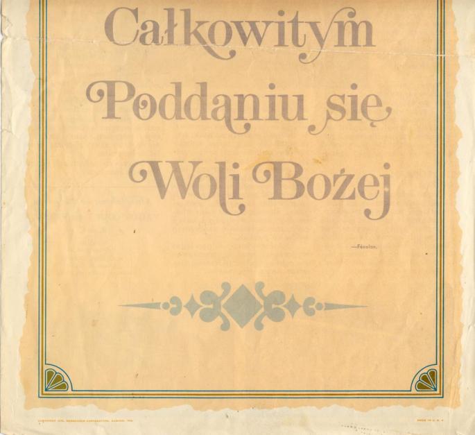 Affiche Publicité pour l'internat verso 2