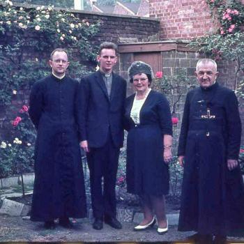 R.P. Pawel Adamski, R.P. Muller (Photo JSK)
