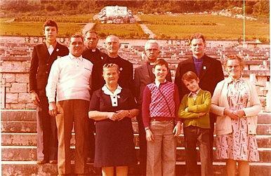 R Paluk St Cas Monte Cassino 1975