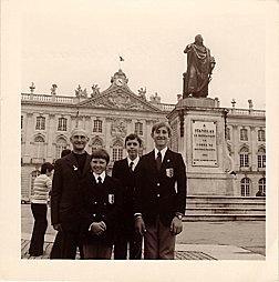 R Paluk St Cas Nancy 1 1974