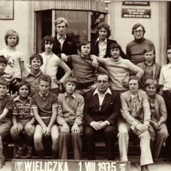 Wieliczka 1975 (Photo Richard Paluk)