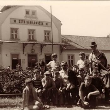 Wieliczka 1976 (Photo Richard Paluk)