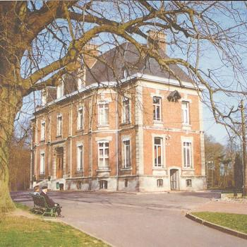 Chateau d'Halloy, Internat Saint Casimir Vaudricourt