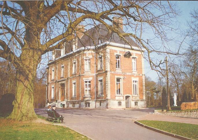 Chateau d'Halloy, Internat Saint Casimir Vaudricourt