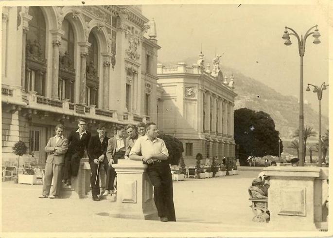 Monaco, premier tour de France 1951